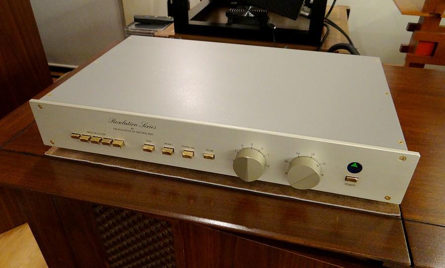 FM Acoustics FM255
